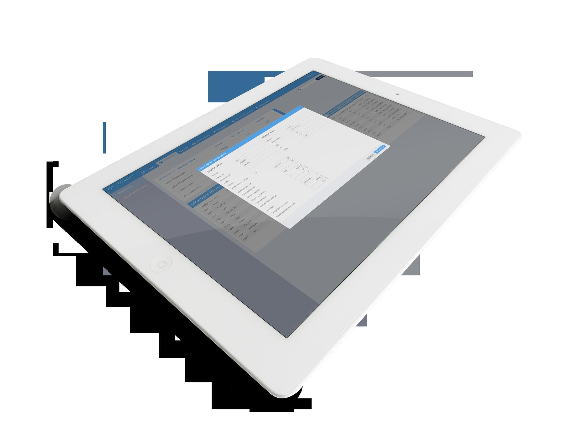 zeitwert | Büro-Software und mobile Zeiterfassung fürs Handwerk ...
